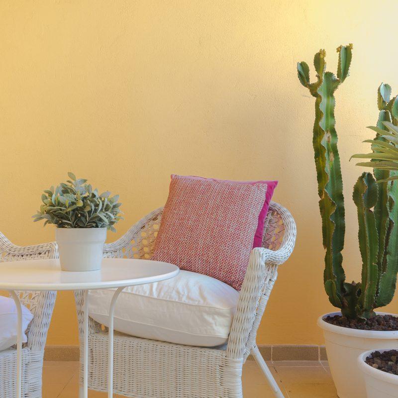 Interiorismo en La Zafra, Vecindario